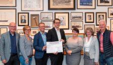 """Meyer Werft: Aktion """"Spenden statt Geschenke"""" bringt 20.000 Euro"""