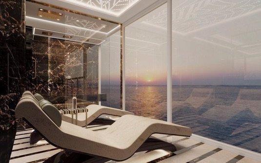 Suite an Bord der Seven Seas Splendor / © Regent Seven Seas