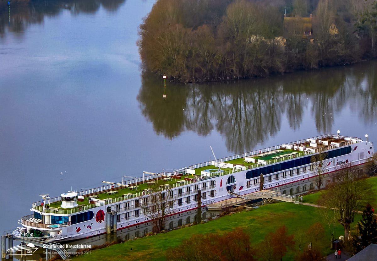 Flusskreuzfahrten in Frankreich derzeit kaum möglich - Absagen
