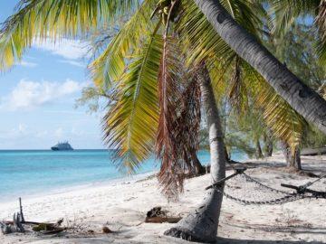 PONANT Le Lapérouse unterwegs entlang der Seychellen © Studio PONANT - Charlotte