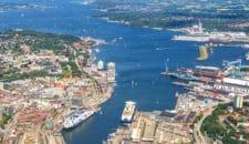 Kiel erwartet in diesem Jahr mehr als 2,2 Millionen Passagiere