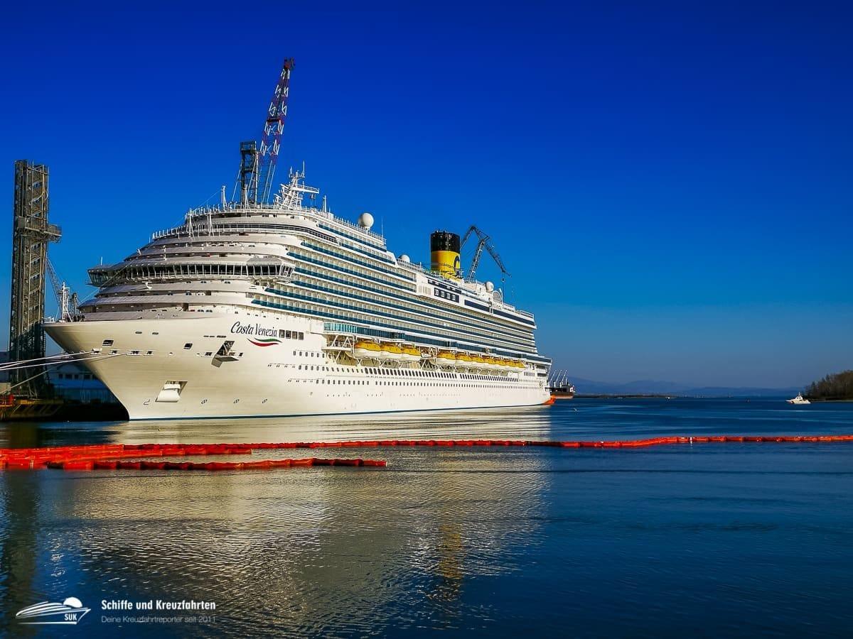 Costa sagt erneut zahlreiche China Kreuzfahrten ab