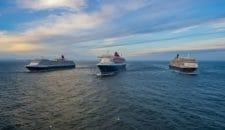 Cunard Programm 2020/2021: Die Routen der Cunard Queens
