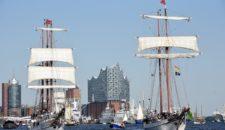 Hamburger Hafengeburtstag 2019: Top-Programm mit Schlepperballett, Windjammerparade und 300 schwimmenden Gästen