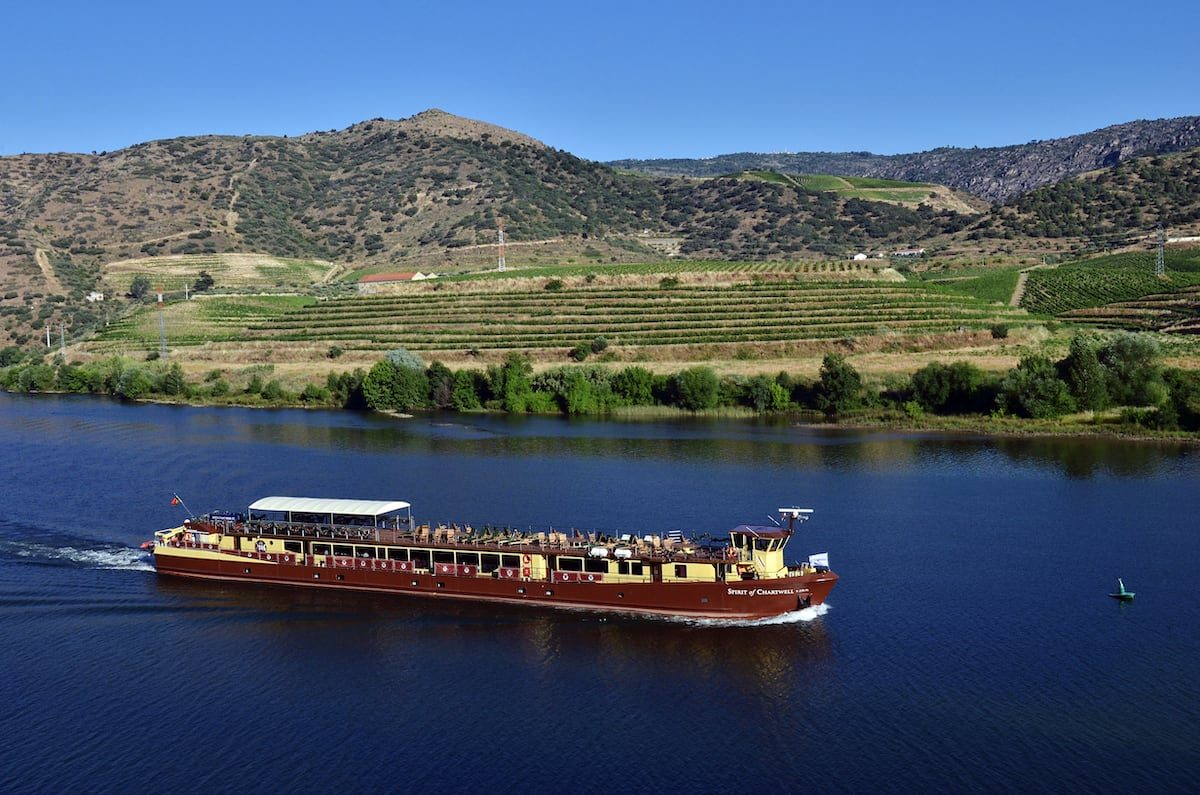MS Spirit of Chartwell: Royales Flair auf dem Douro
