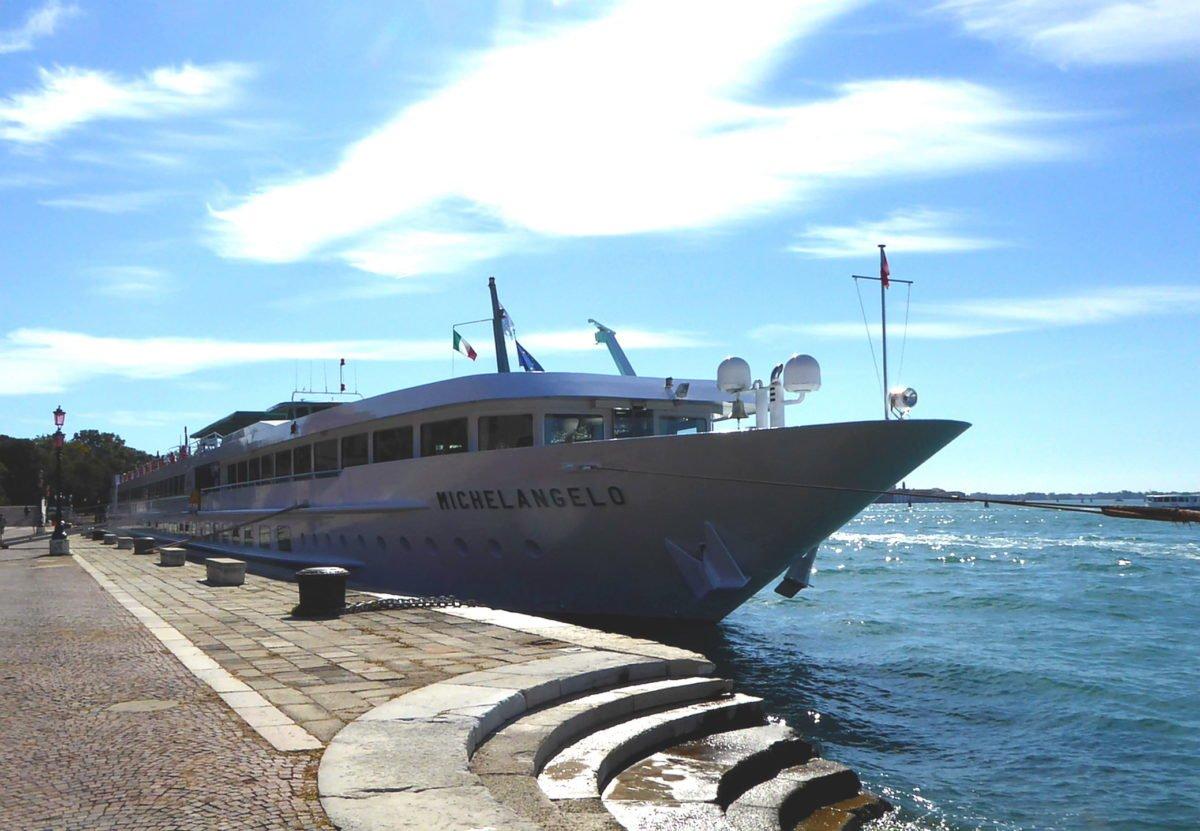Reisebericht: MS Michelangelo - Flusskreuzfahrt in Italien