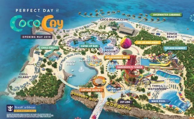 Perfect day at Coco Cay © Royal Caribbean International