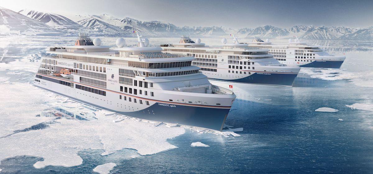 Hapag Lloyd Cruises verschiebt erneut die Jungfernfahrt von Hanseatic Spirit