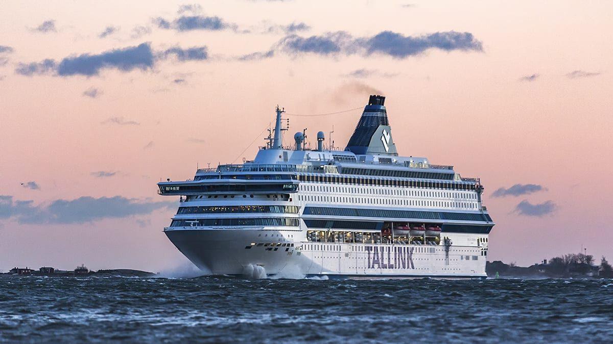 Tallink Silja bietet neue Strecke von Tallinn nach Mariehamn