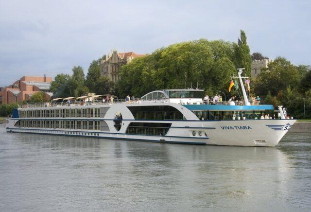 Premiere bei Viva Cruises: Erstes eigenes Schiff auf Rhein und Donau