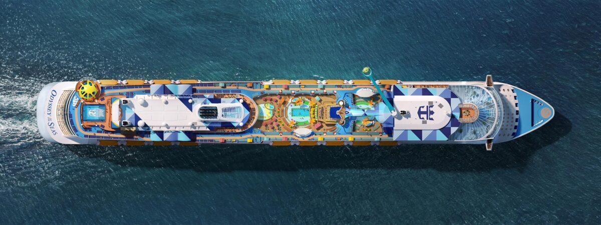 Meyer Werft: Brand an Bord der Odyssey of the Seas