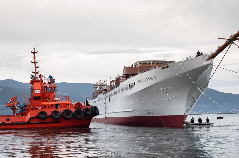 Premierensaison der Sea Cloud Spirit startet um die Kanarischen Inseln