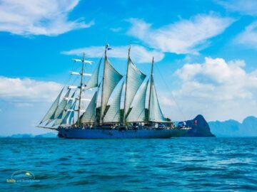 Reisebericht: Mit der Star Clipper ins thailändische Paradies