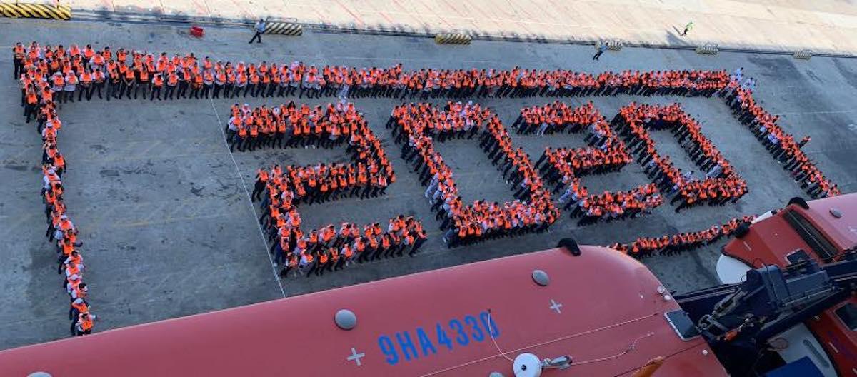 TUI Cruises schickt Crew von Mein Schiff 3 und Mein Schiff Herz nach Hause