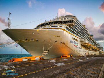Reisebericht: Orient Kreuzfahrt mit Costa Diadema