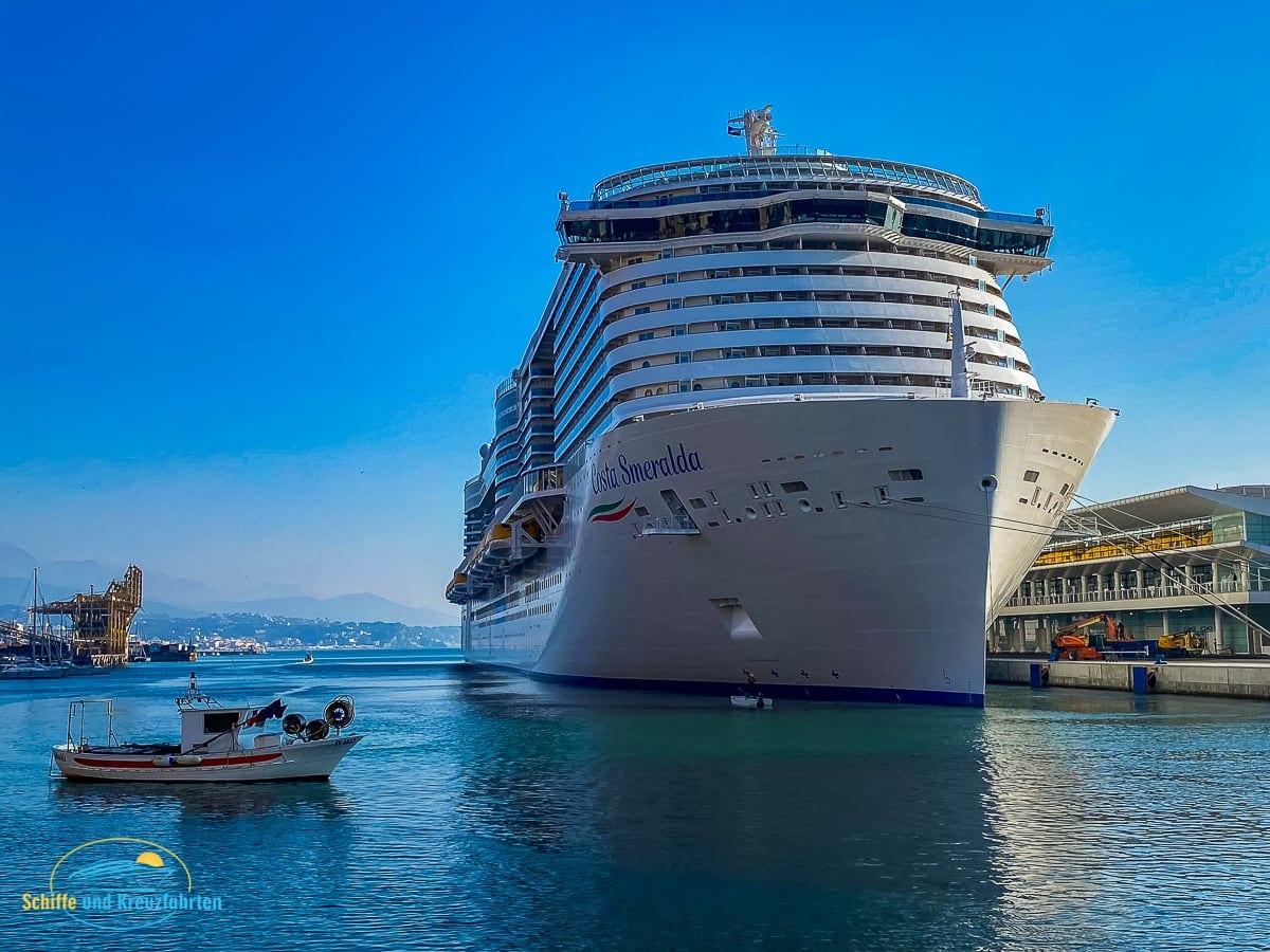 Costa Kreuzfahrten sagt alle Reisen bis einschließlich 30.04.2020 ab