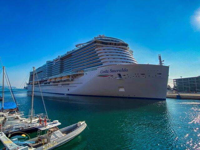 Reisebericht: Taufreise der Costa Smeralda