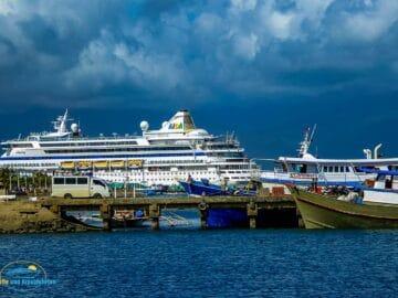 AIDAvita Reisebericht: Brunei, Malaysia & Philippinen (Corona-Abbruch)