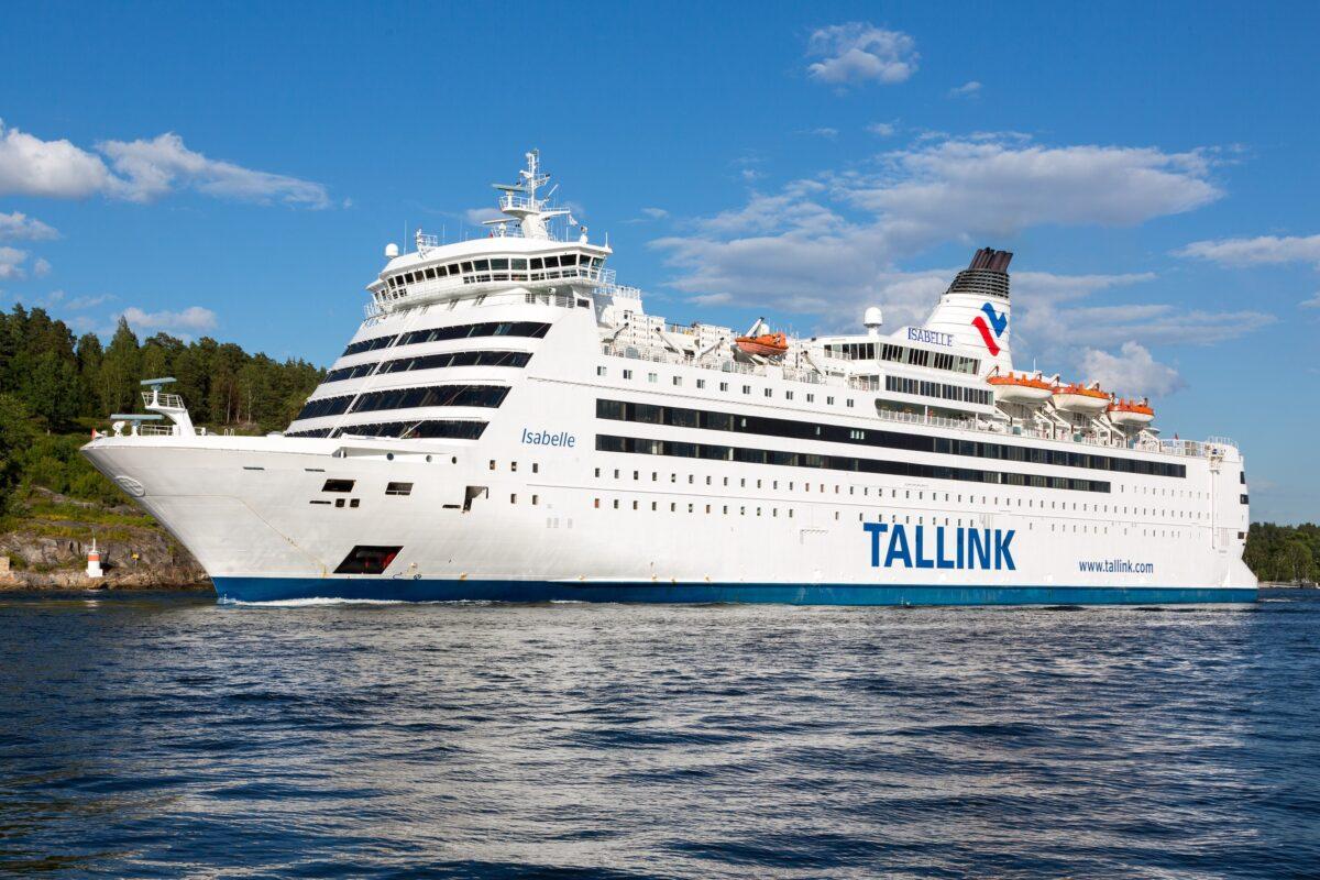 Tallink Silja verlor riesiges Passagier und Frachtvolumen durch Corona in 2020 und 2021