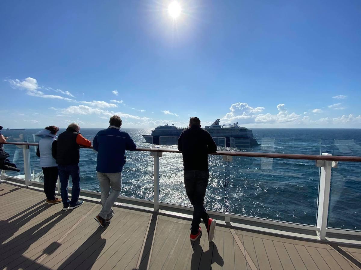 TUI Cruises: Zweite Person reist bei ausgewählten Terminen kostenfrei!