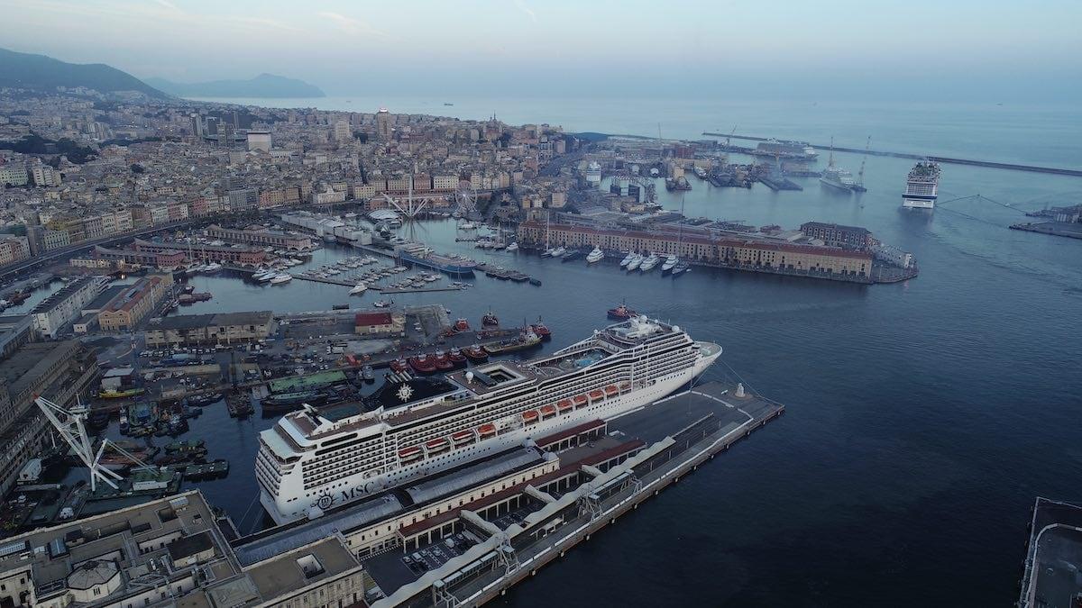 MSC Grandiosa beendet heute die vierte Kreuzfahrt nach dem Lockdown
