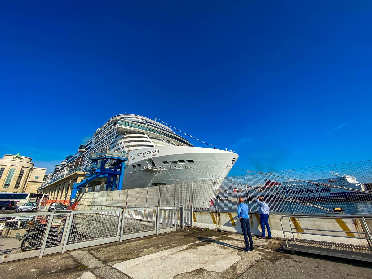AIDA, Costa, MSC: wichtige Destinationen im Mittelmeer sind nun Risikogebiete!