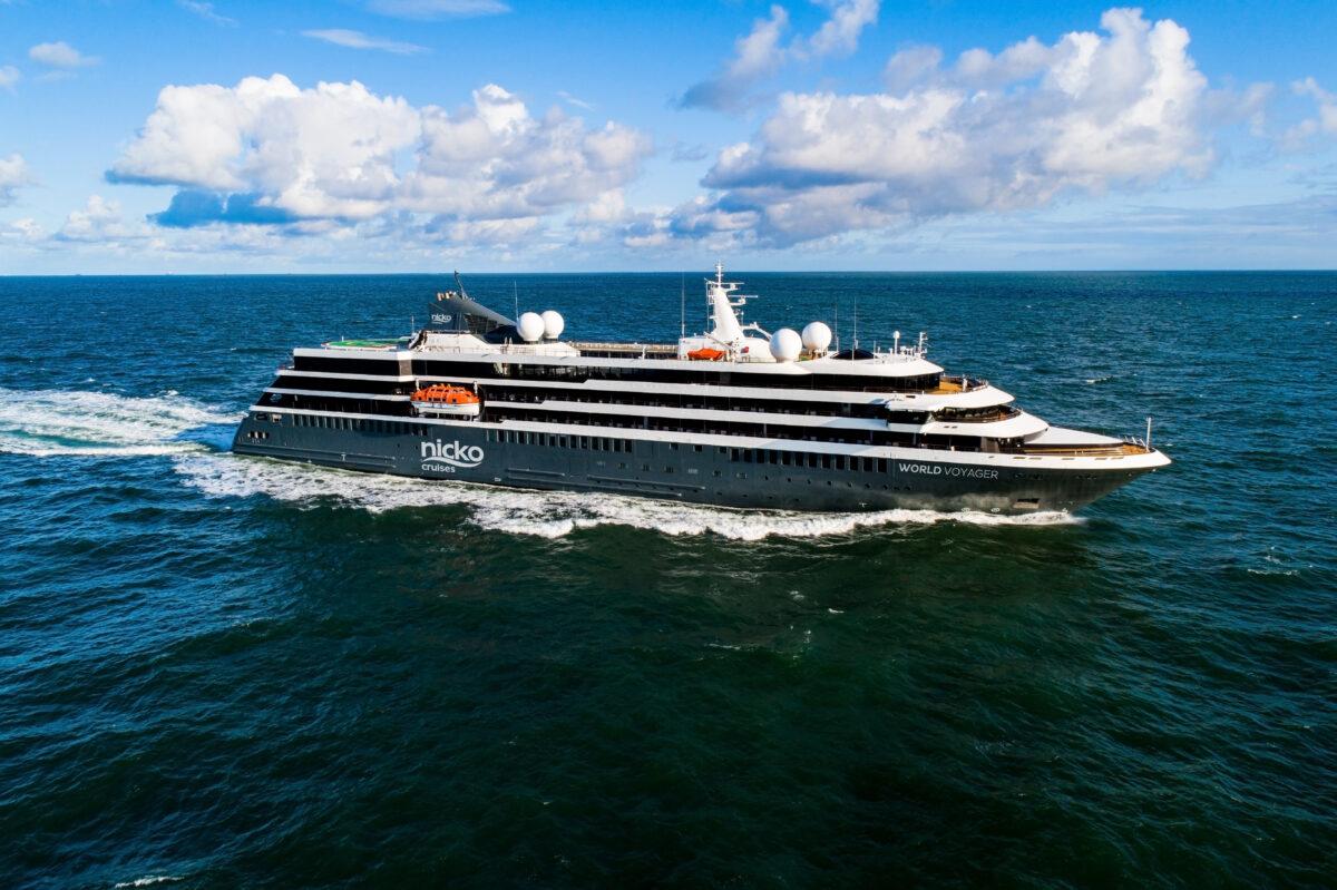 Nicko cruises: World Voyager startet heute die Jungfernfahrt auf den Kanaren