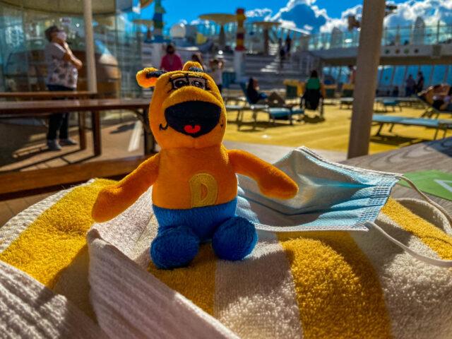 Palermo - Wir bleiben an Bord: AIDAblu Bella Italia - Erste Kreuzfahrt nach Corona Pause (Reisebericht)