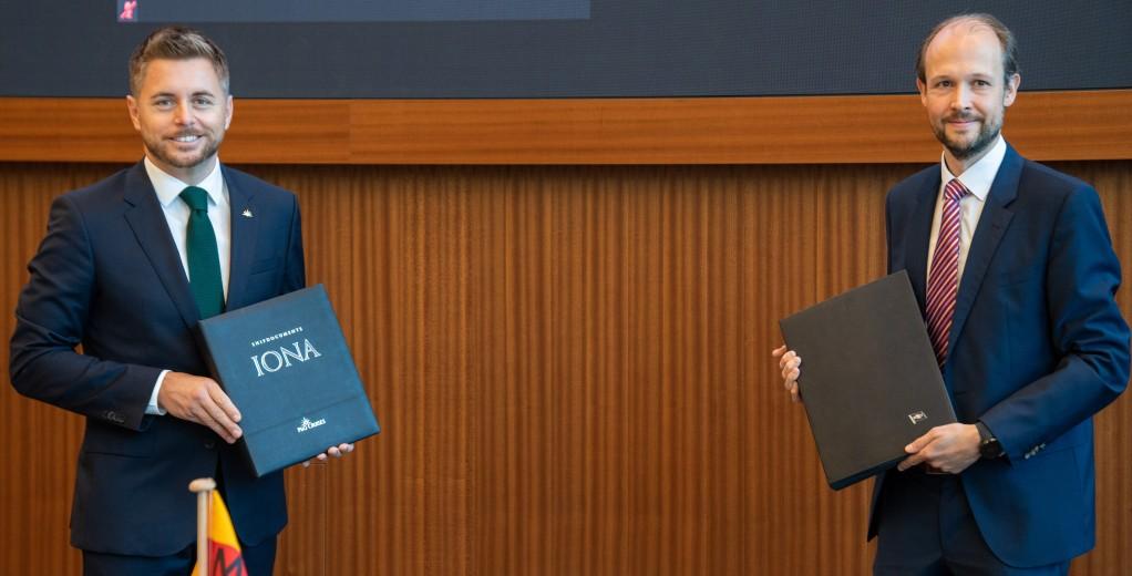Meyer Werft: Infos zur Überlieferung der P&O Iona