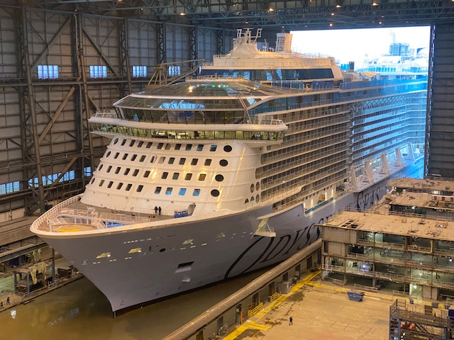 © Meyer Werft Papenburg