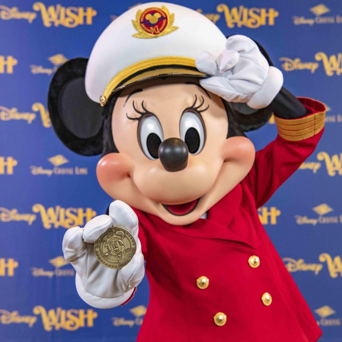 Meyer Werft: Disney Wish wurde auf Kiel gelegt