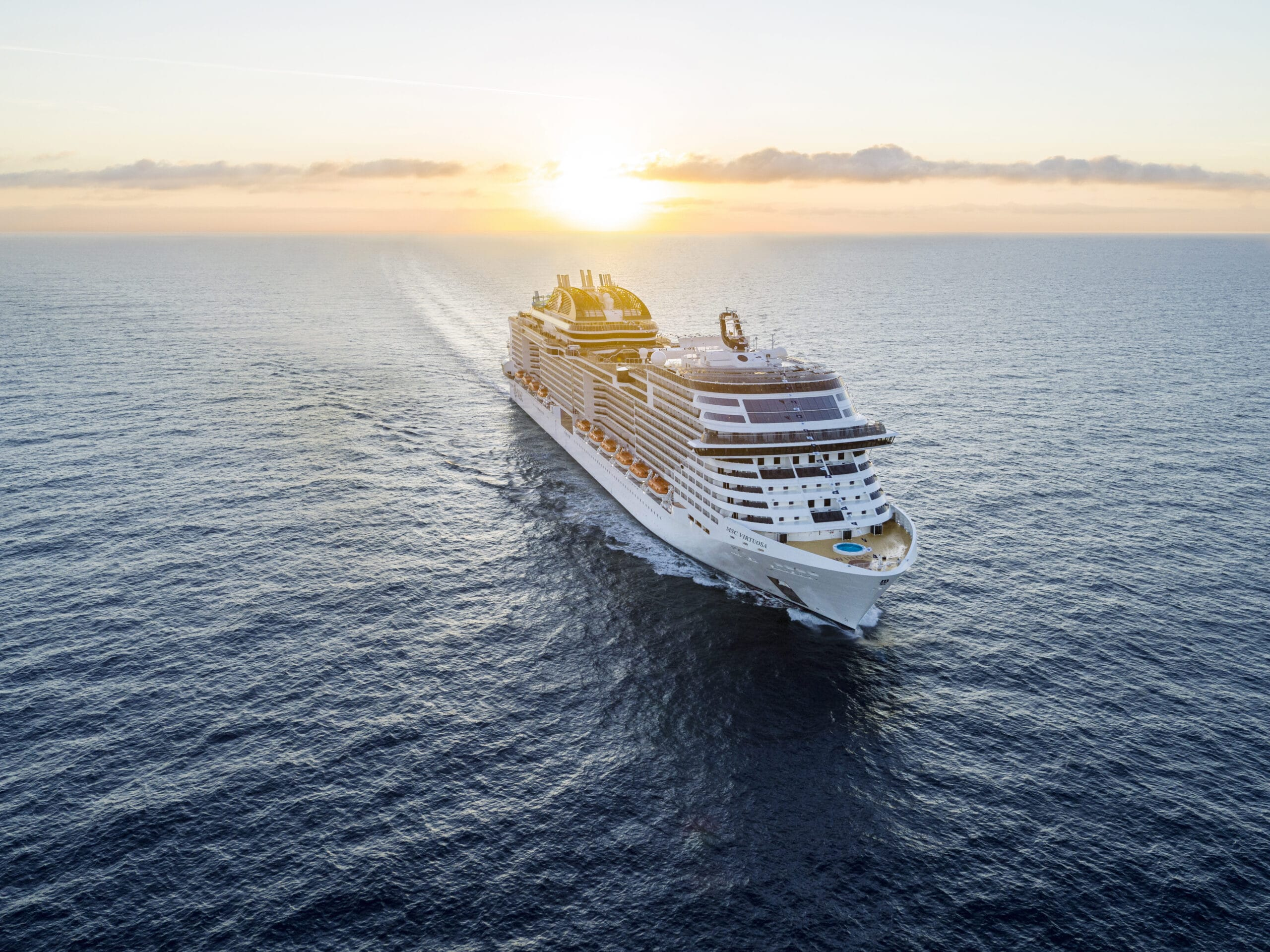 MSC Virtuosa / © MSC Cruises