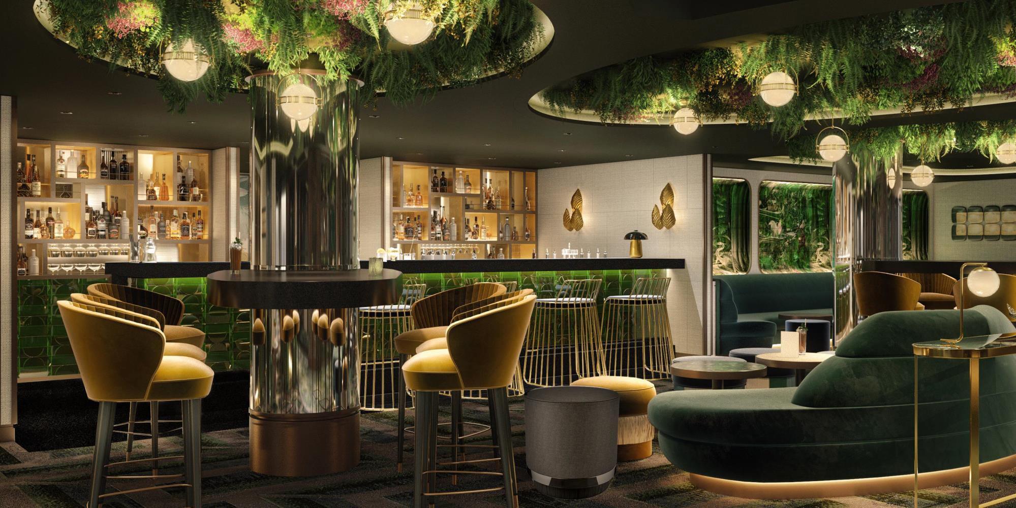 MSC Seashore, Cocktail Bar Chef's Court / © MSC Cruises
