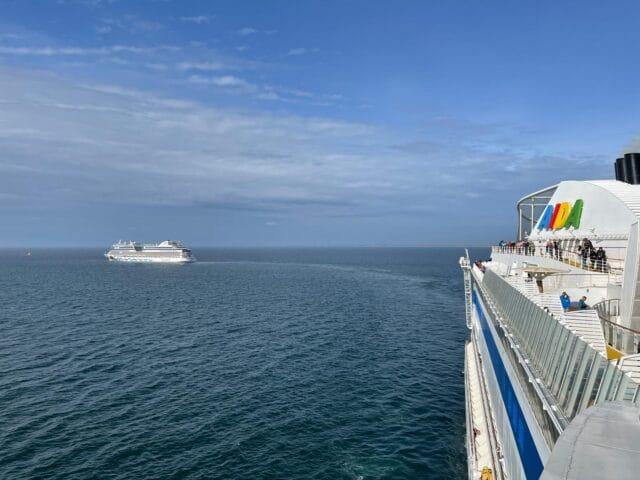 AIDAblu Kanaren und Mittelmeer statt Indischer Ozean