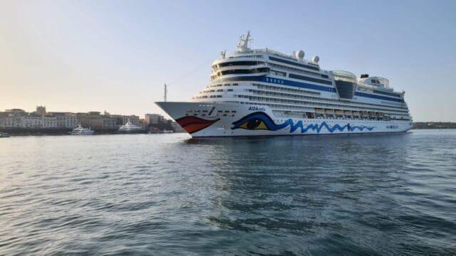 Mit AIDAstella ins Mittelmeer
