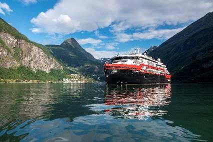 Fridtjof Nansen / © Hurtigruten Expeditions
