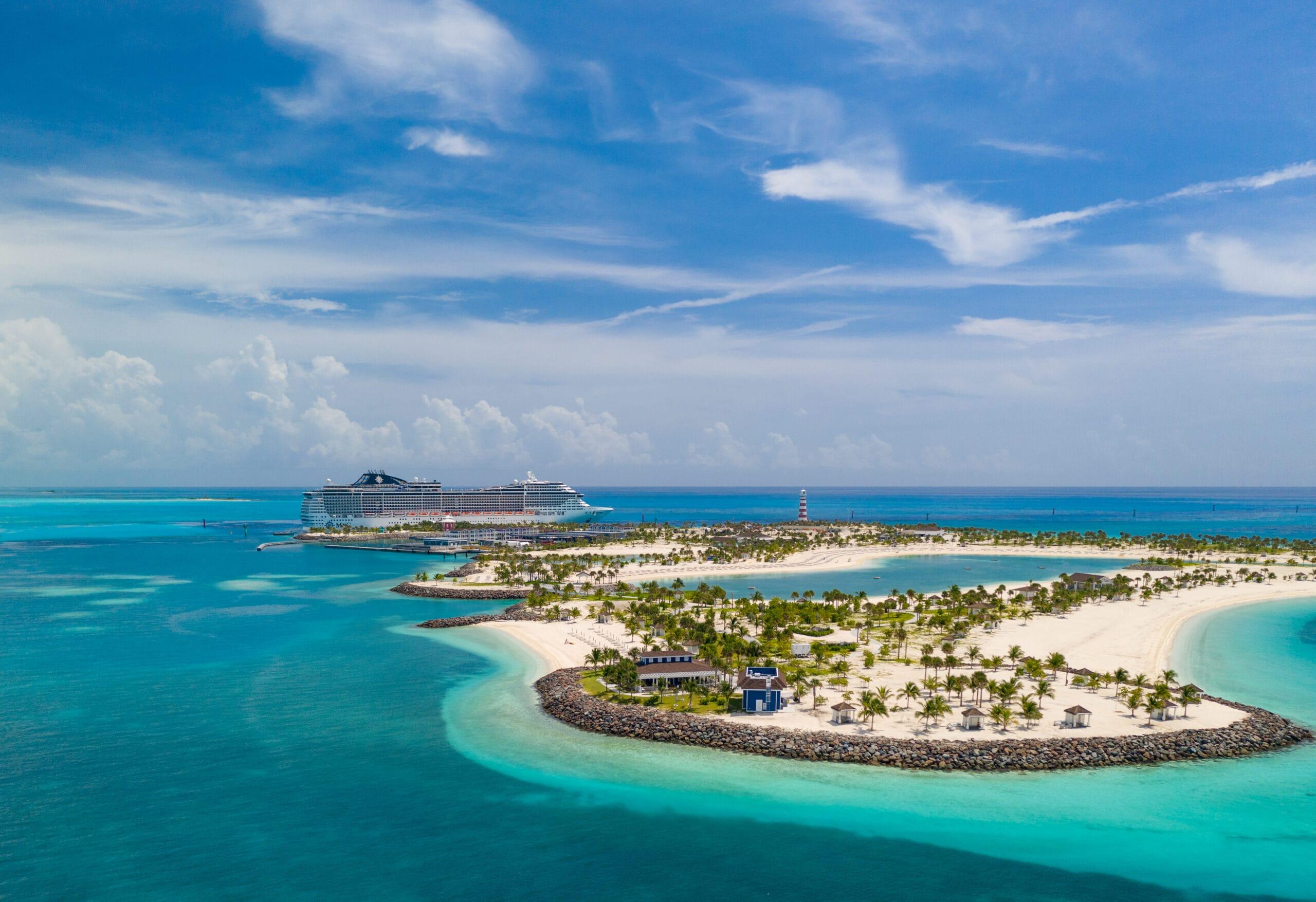 Ocean Cay / © MSC Cruises / Conrad Schutt