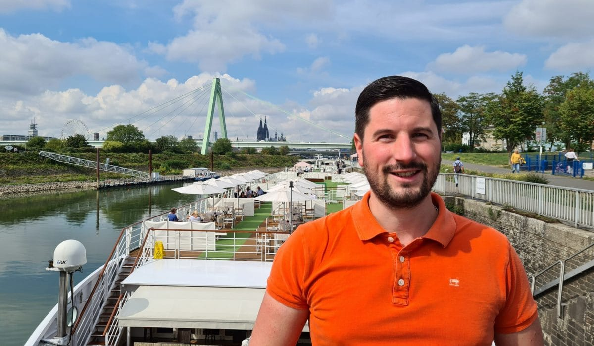 A-ROSA Aqua Köln Chris