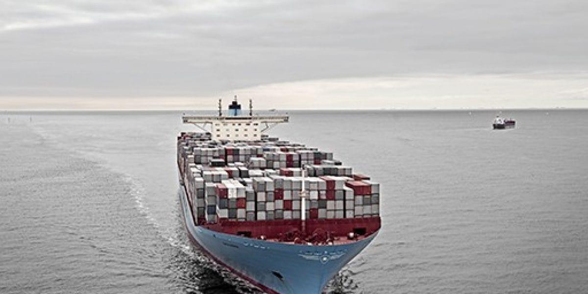 Containerschiff der Reederei Möller-Maersk - Bildquelle: Möller-Maersk