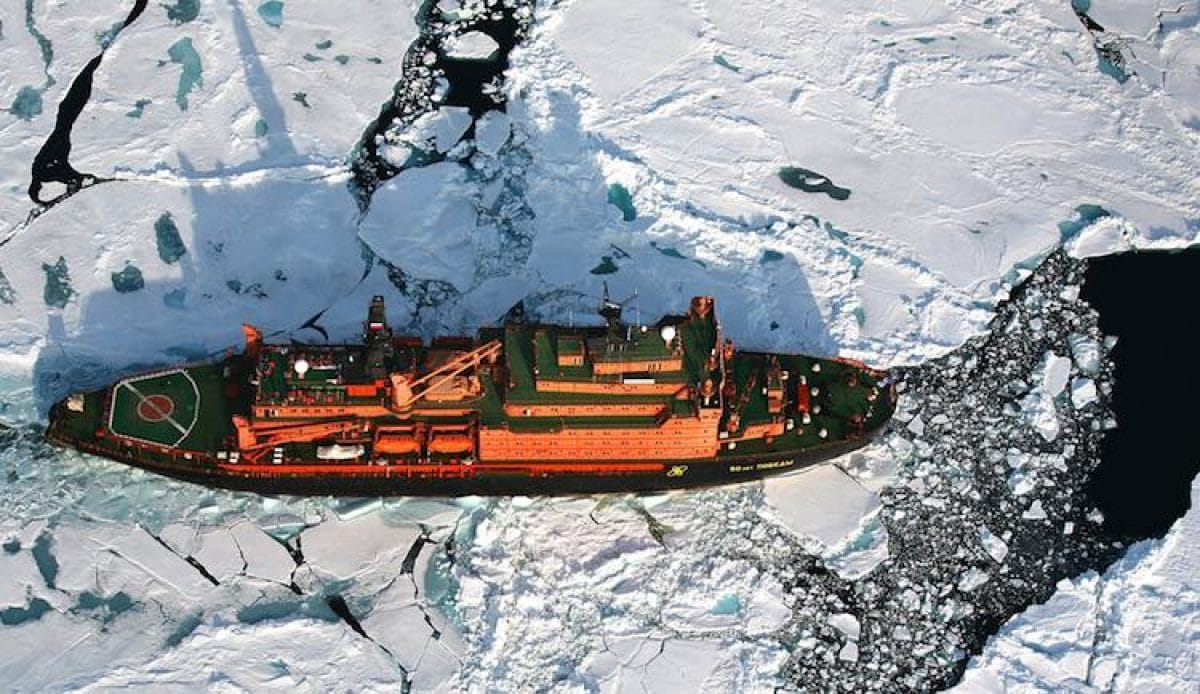 50 Years of Victory / © Poseidon Expeditions