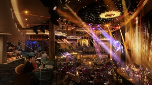 Grand Central Atrium / ©Carnival Cruise Line
