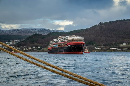 Fridjof Nansen / © Hurtigruten
