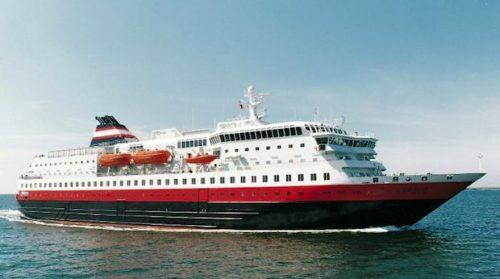 MS Kong Harald / © Meyer Werft