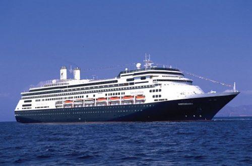 MS Amsterdam / © Holland America Line