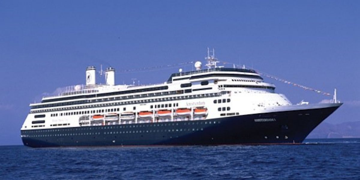 MS Amsterdam / © Holland America Line