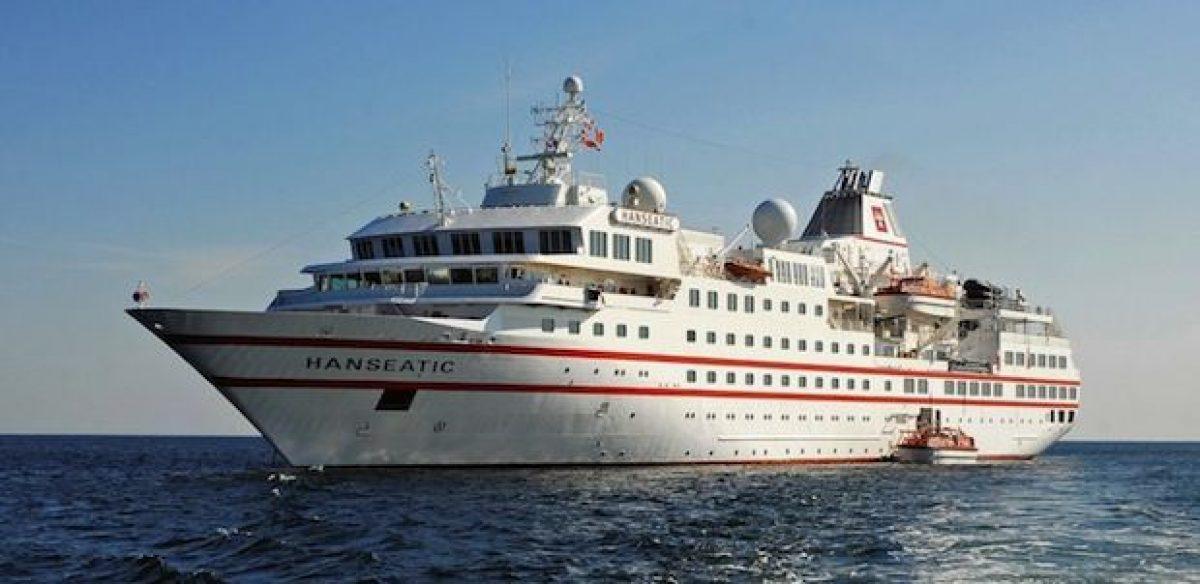 MS Hanseatic / © Hapag-Lloyd Cruises
