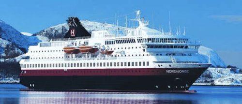 MS Nordnorge / © Hurtigruten