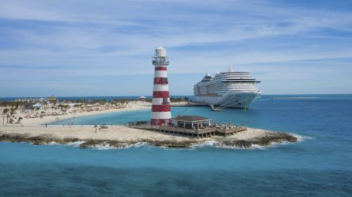 © AP Images for MSC Cruises