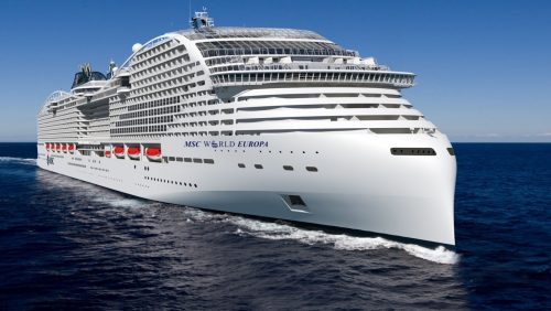 MSC Europa / © MSC Cruises