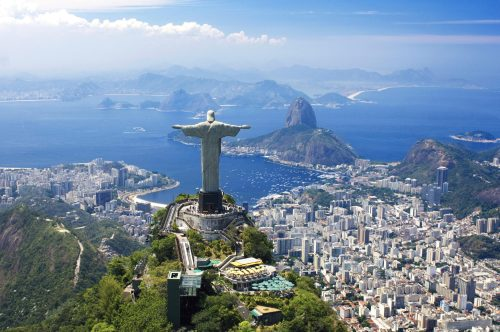 Brazil, Rio de Janeiro - Christ the Redeemer / © MSC Cruises